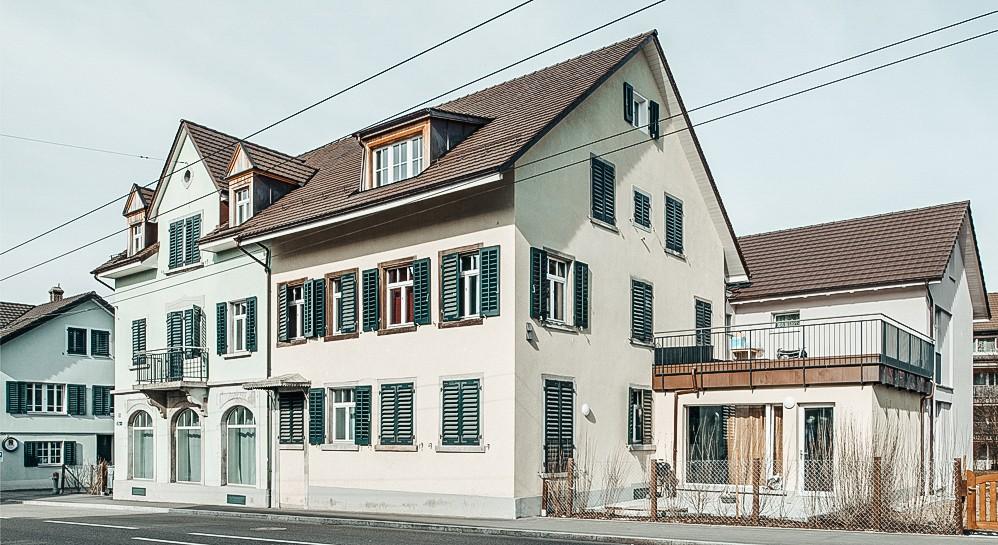 Tösstalstrasse, Winterthur