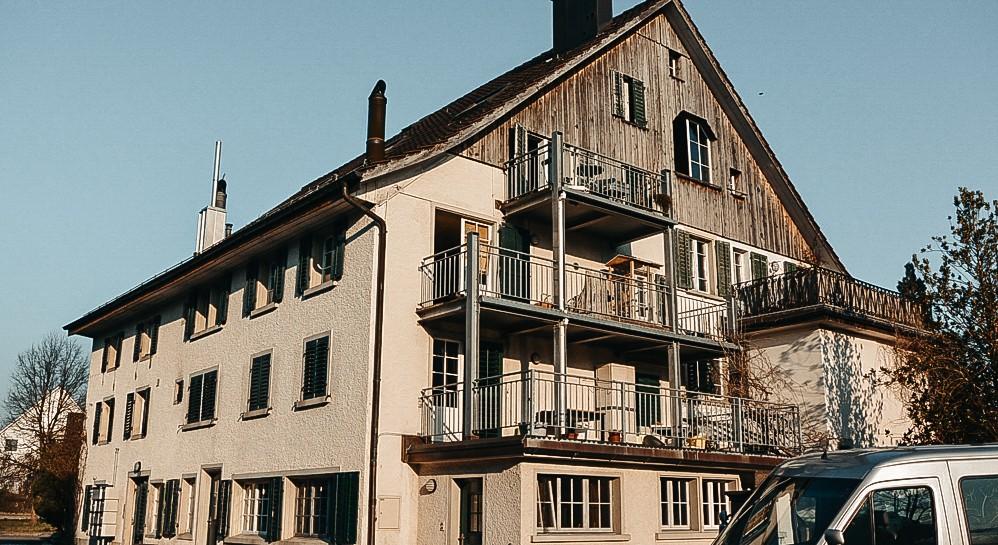 Alte Seefeldstrasse, Riedikon